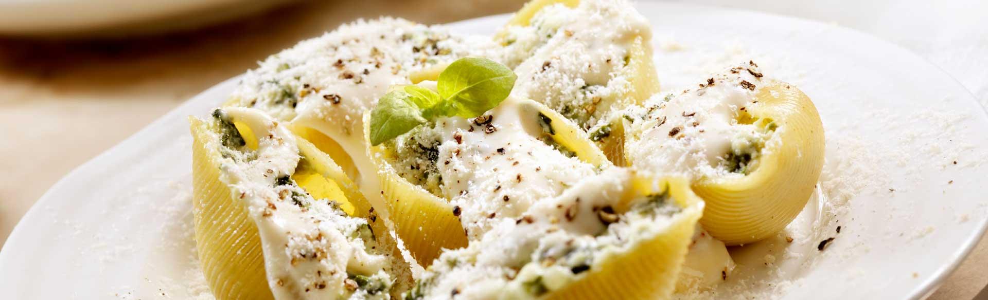 stuffed-shells-cheese-florentine