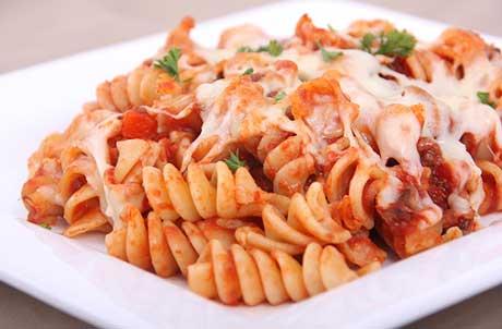Pre Cooked Rotini Pasta