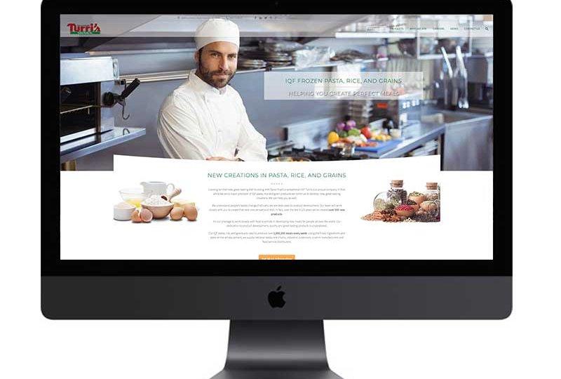 iMac-with-Turri's-website-screenshot