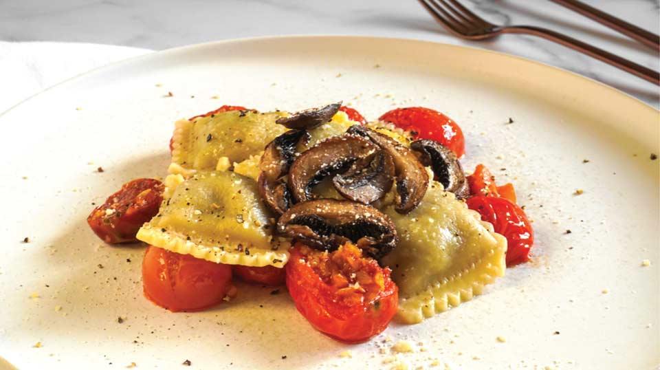 plant-based-ravioli-dish